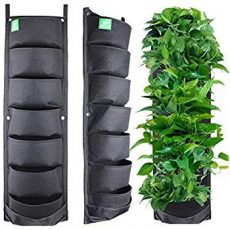 Meiwo 7 Pocket Hanging Vertical Garden Wall Planter